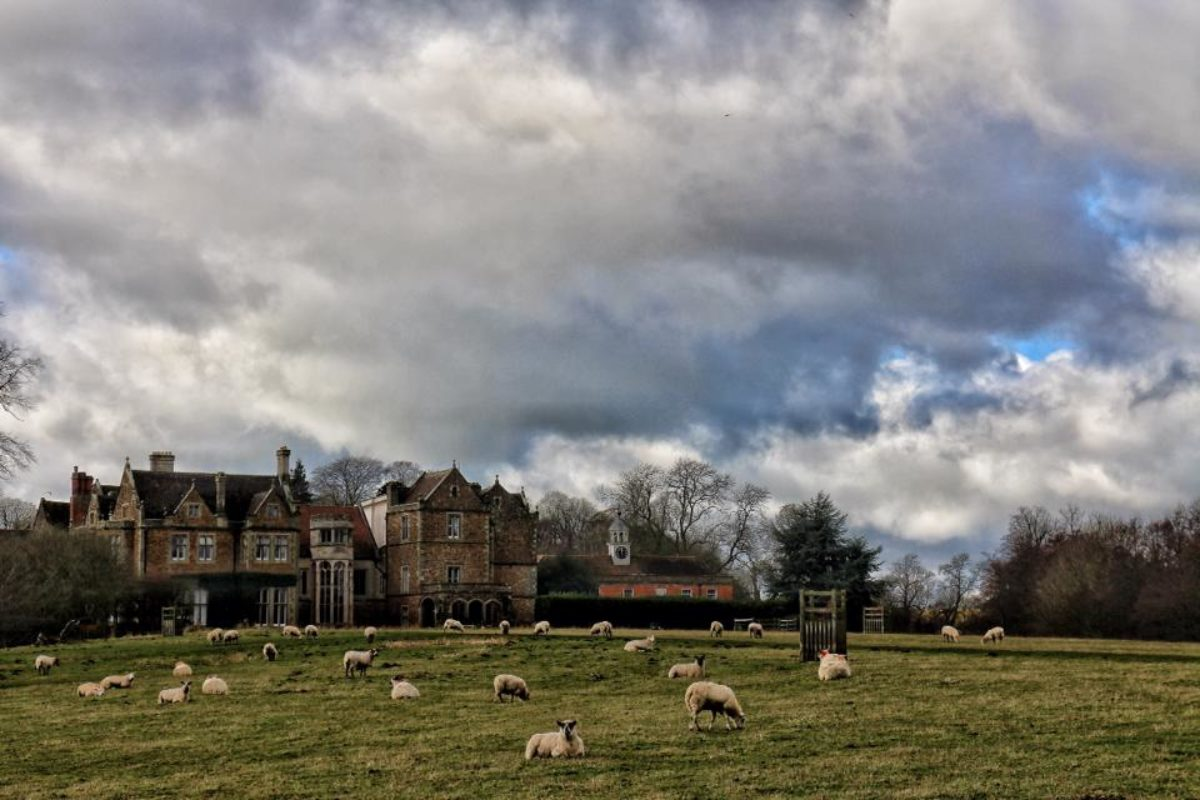 Northants Walk: Badby & Fawsley 11/01/14