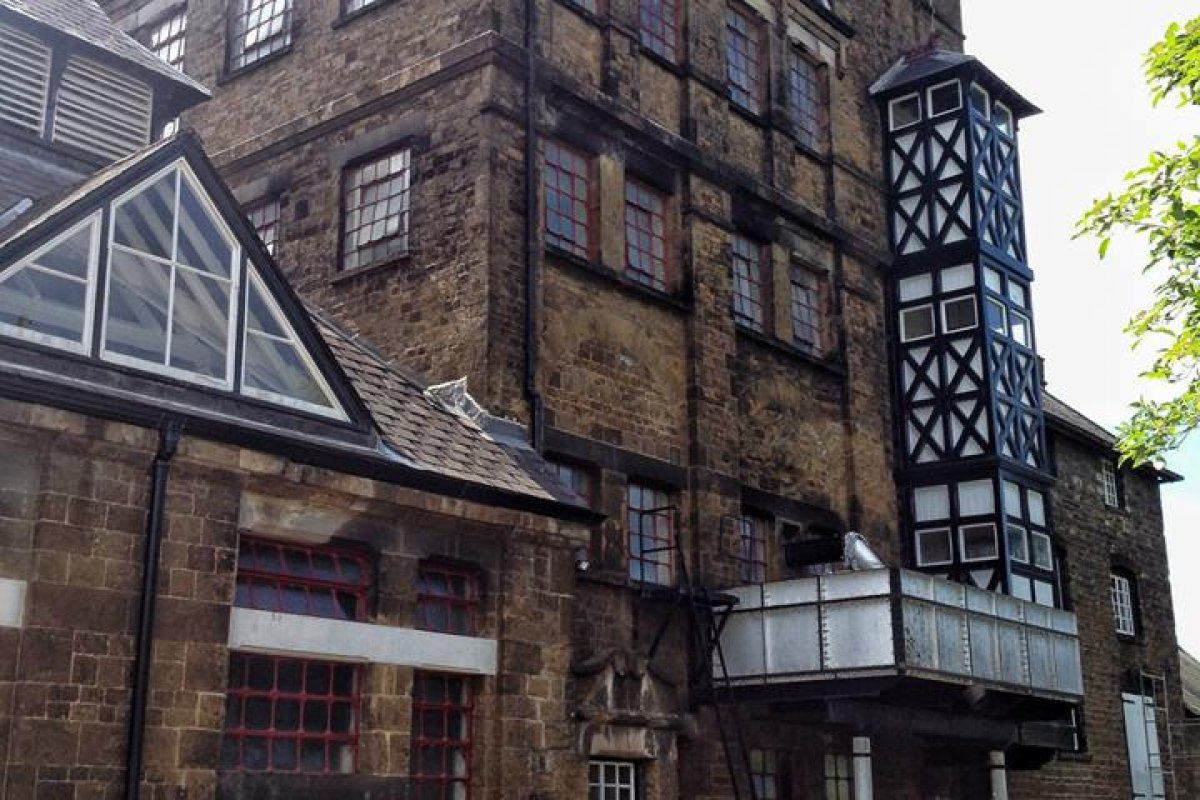 Hook Norton Brewery Tour