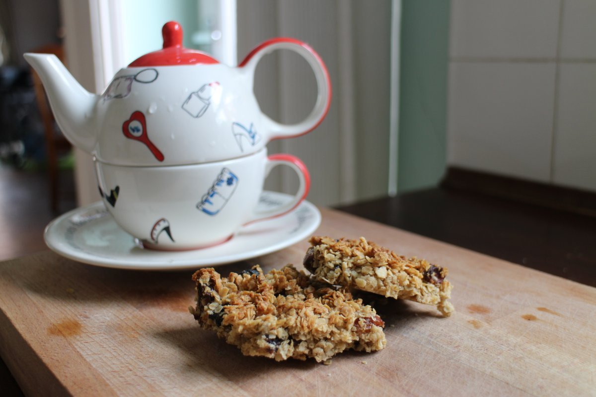 My Family Flapjack Recipe