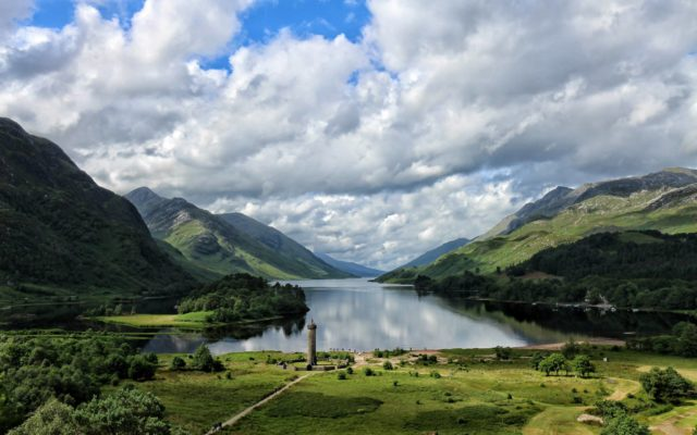 Glenfinnan Monument and Viaduct