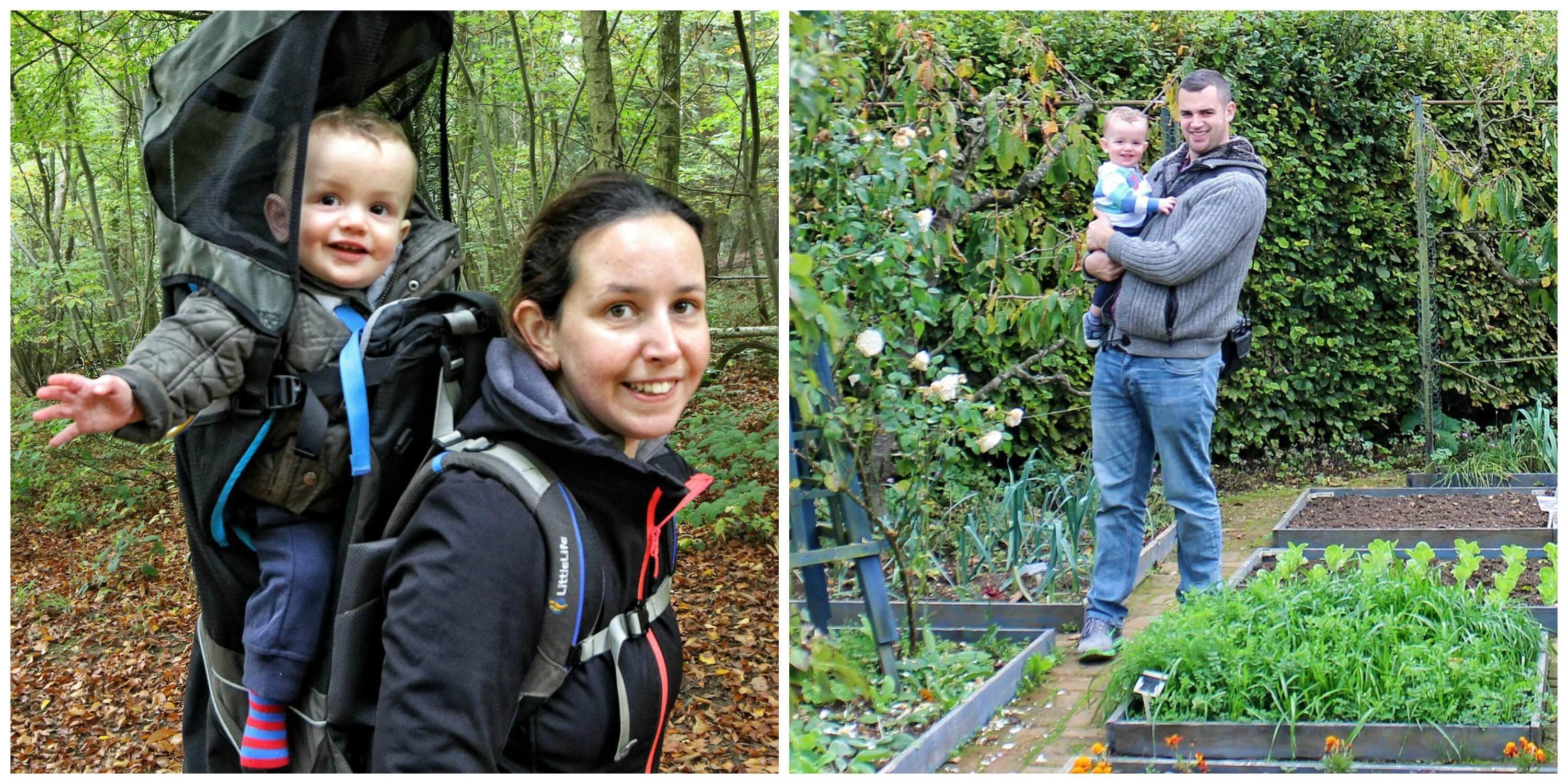 We enjoyed some great outings in October, including Badby Woods & Barnsdale Gardens