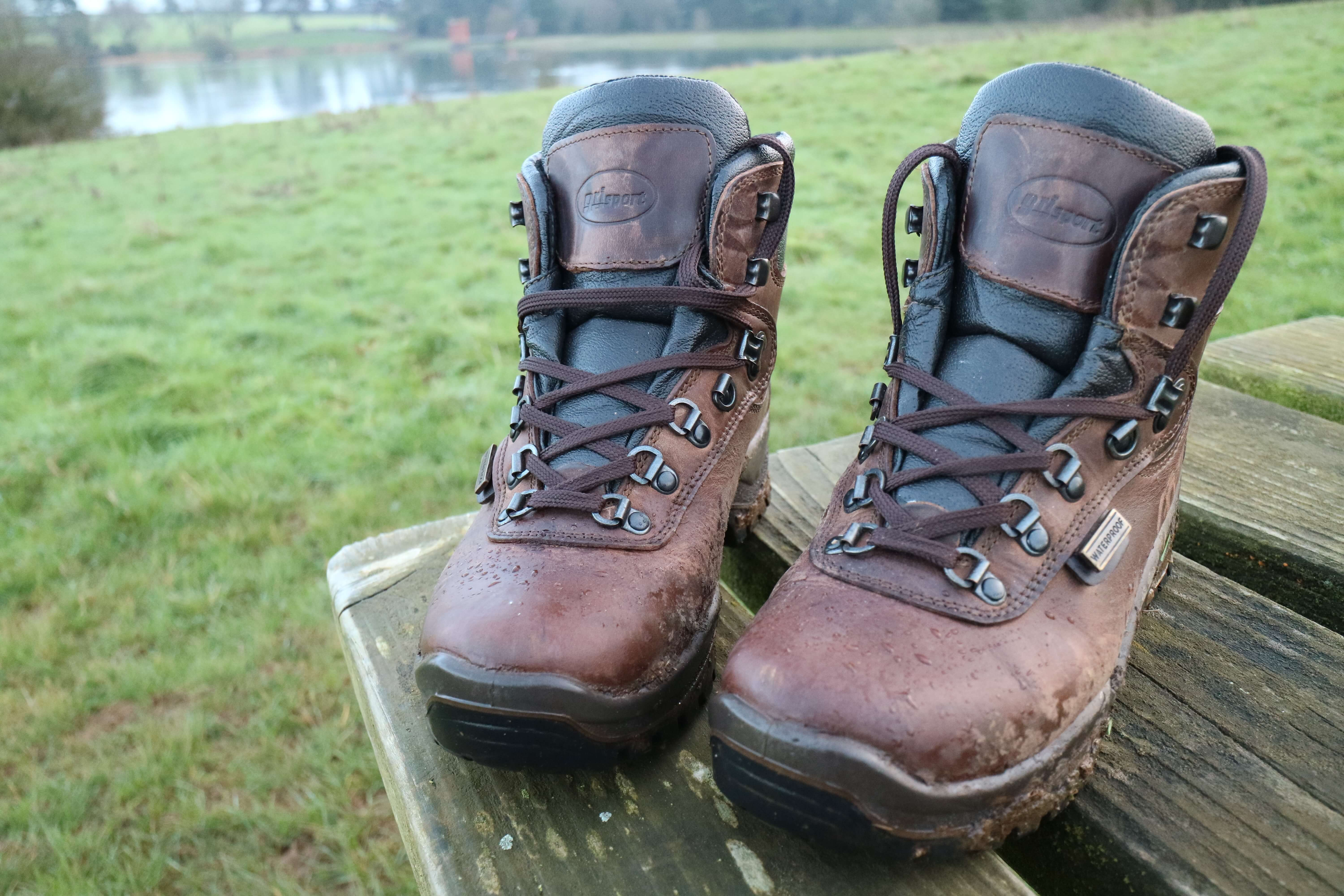 54192a28340 Review: Grisport 'Timber' Walking Boots | The Helpful Hiker
