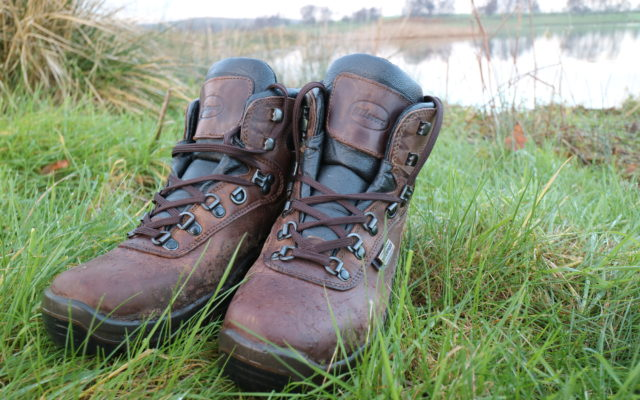 Review: Grisport 'Timber' Walking Boots