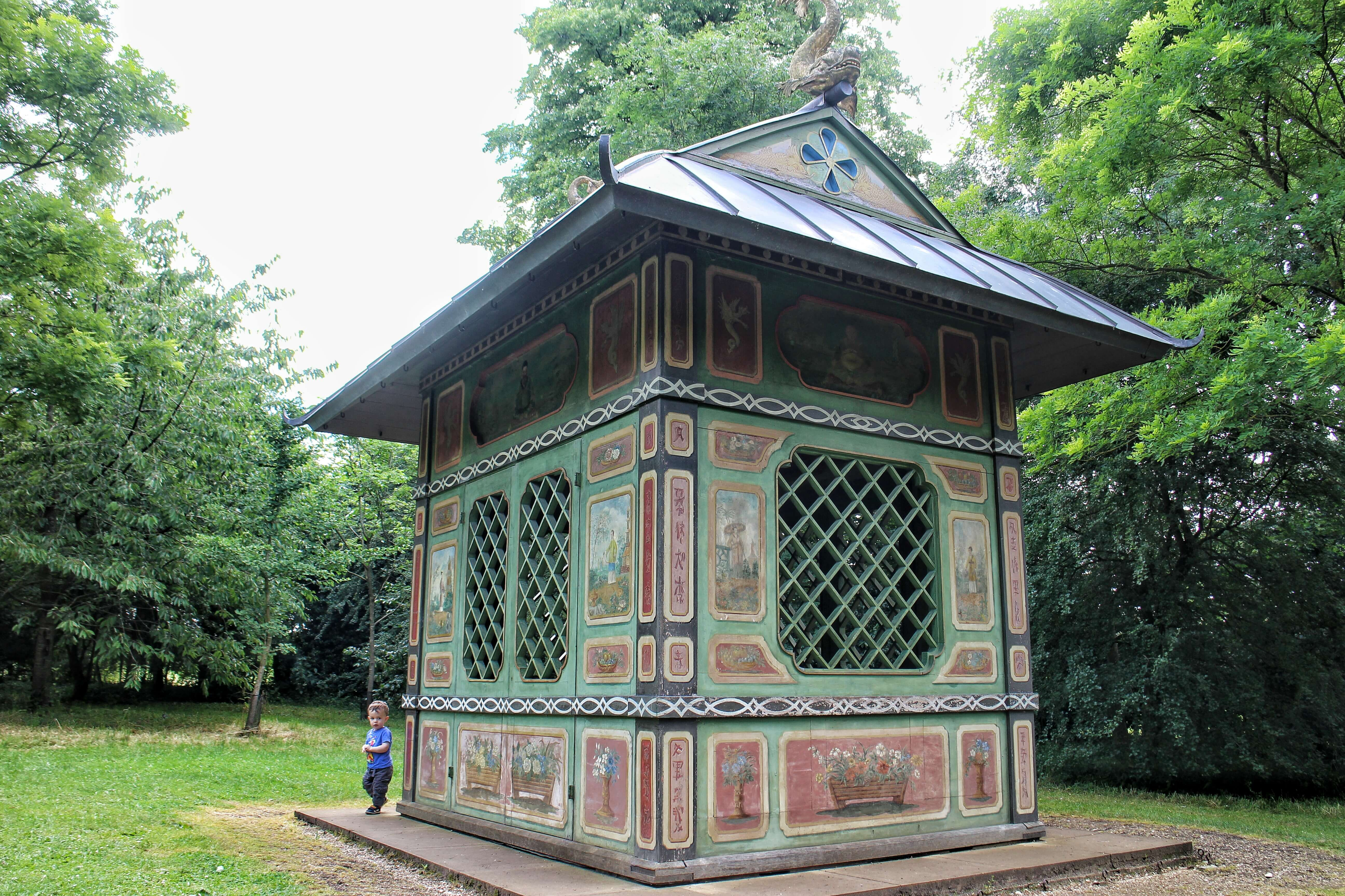 The Chinese House, Stowe Gardens