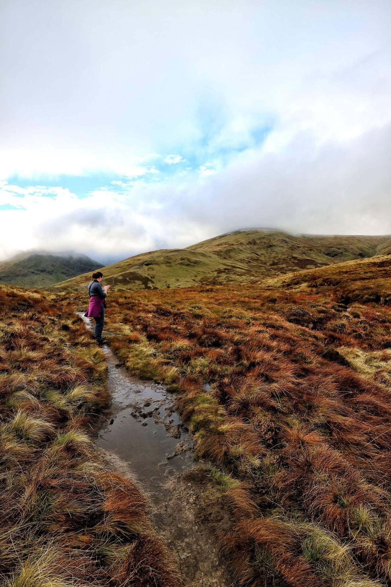Helvellyn 10 mile hike