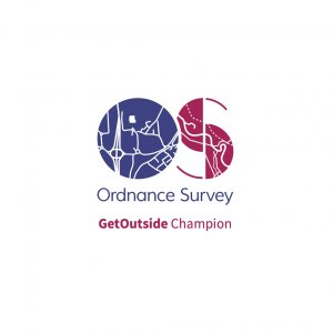 I'm an Ordnance Survey #GetOutside Champion!