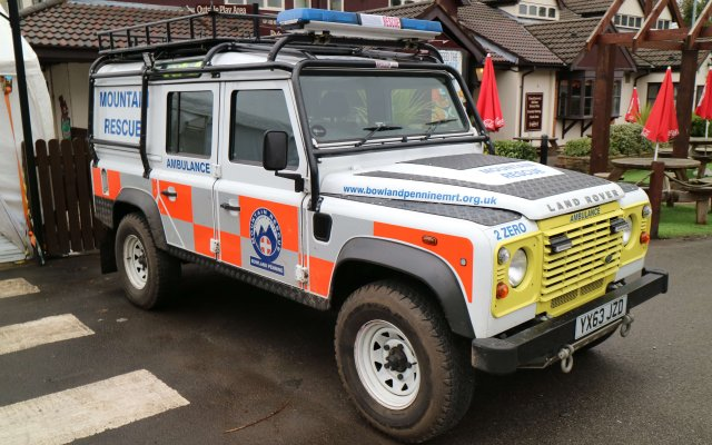 A Guide to Mountain Rescue England and Wales