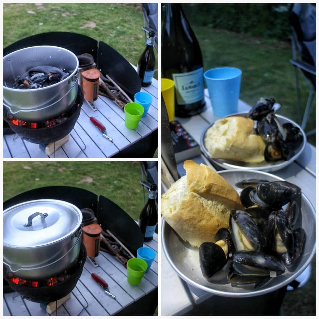 Cooking with the Trangia Billy Can from Simply Hike