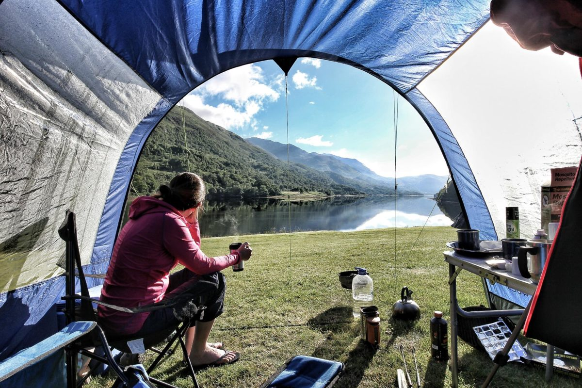 The Best UK Campsites as Chosen by Outdoor Bloggers