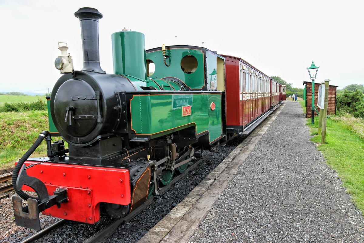 A Ride on the Lynton & Barnstaple Railway