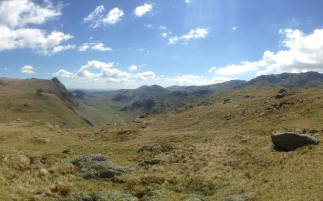 The Lake District: Cumbria Way Walk