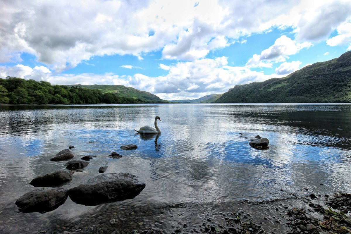 Two Short Ullswater Walks