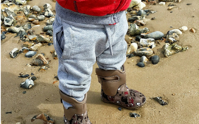 Review: Baby BOGS Waterproof Boots