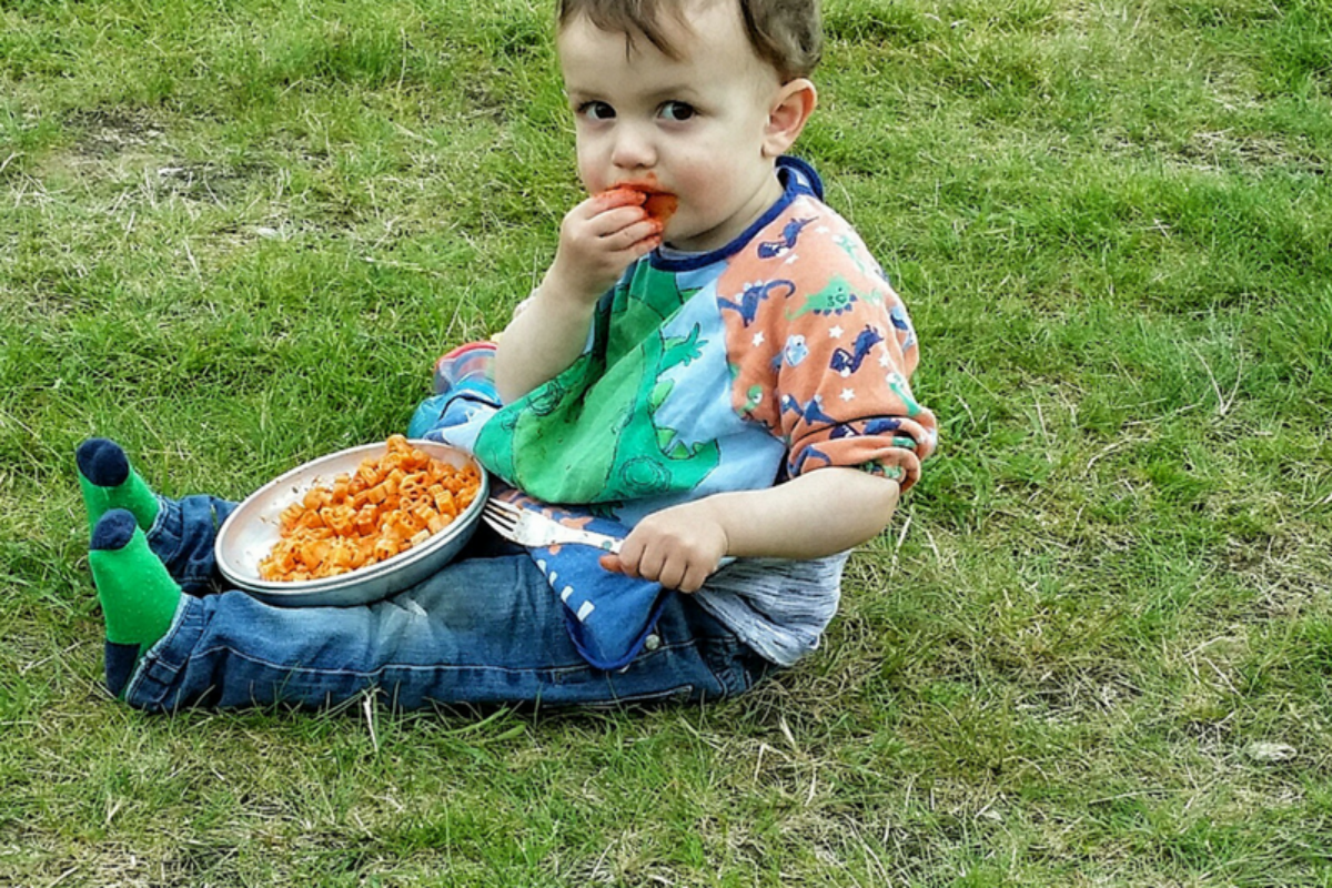 How to Survive Camping with a Toddler