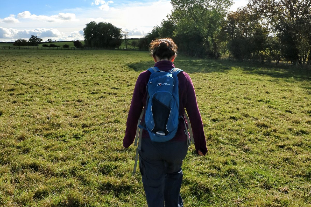 My Walking Challenge for The Lullaby Trust