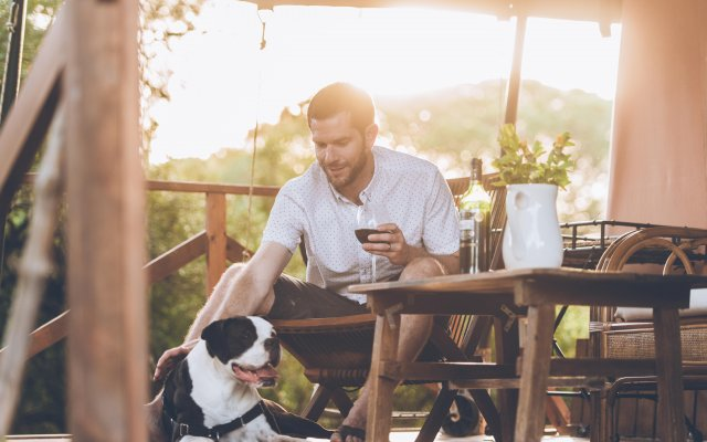 Glamping with Pets