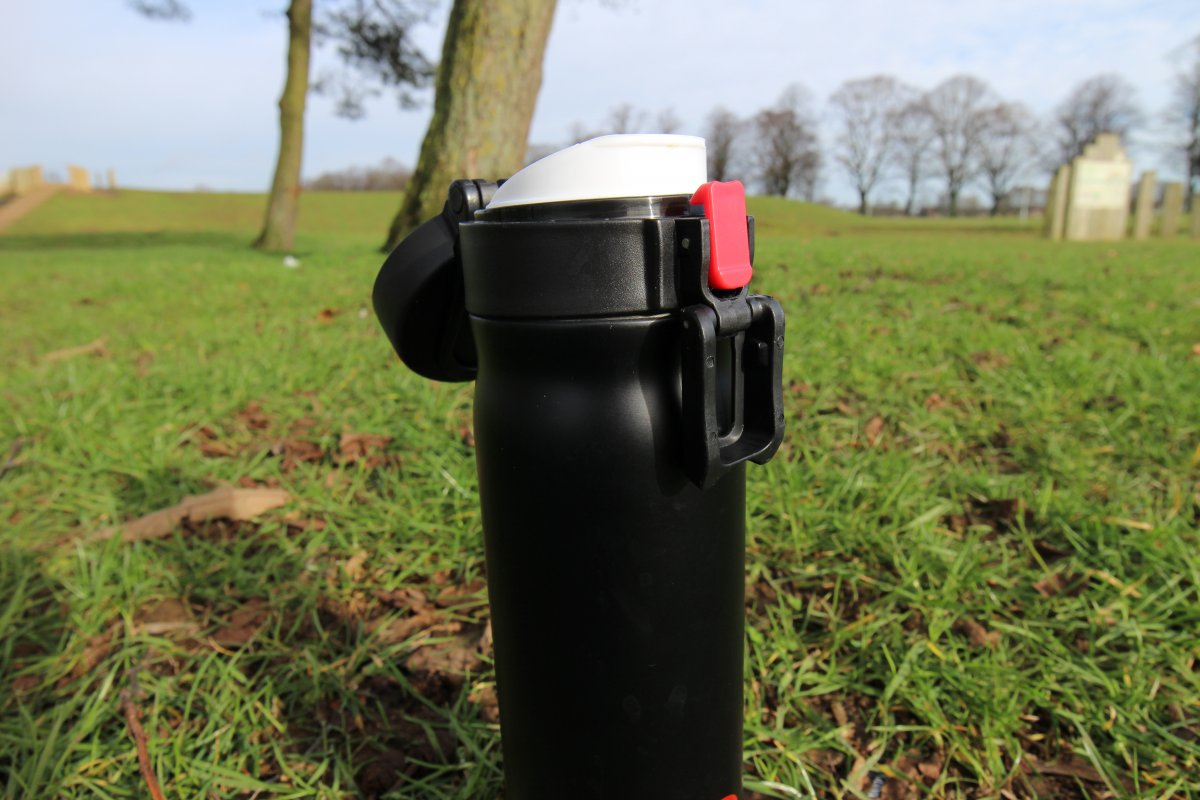 Review: Rhinosports Vacuum Flask 500ml