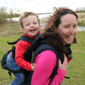 Review: The Freeloader child carrier