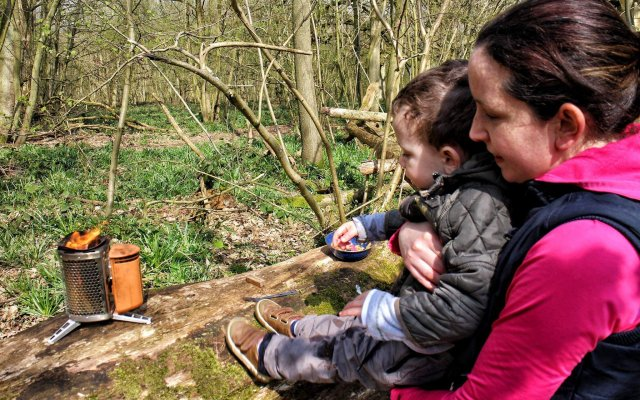Microadventures and finding time to GetOutside