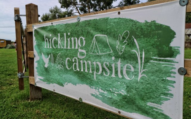 Review: Hickling Campsite, Norfolk Broads