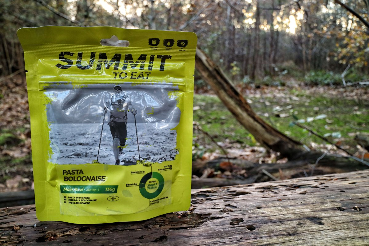 Review: Summit to Eat Freeze Dried Adventure Food