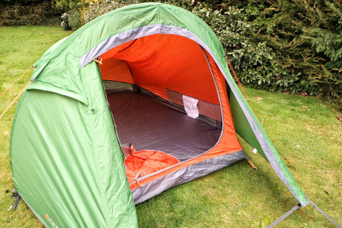 Review: Vango Helix 300 Tent