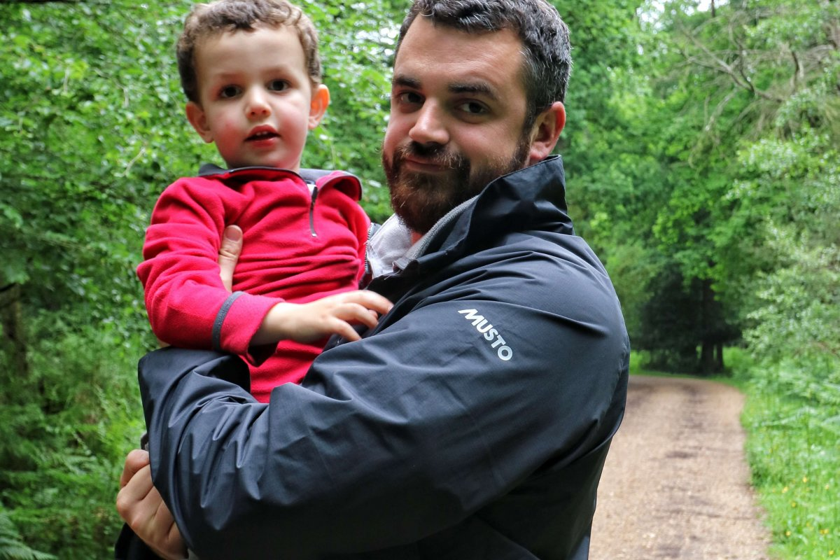 Review: Musto Essential Crew BR1 Jacket