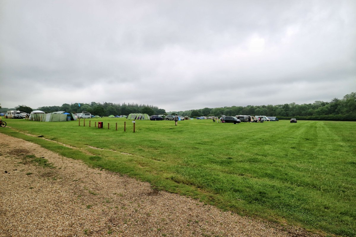Review: Long Meadow Campsite