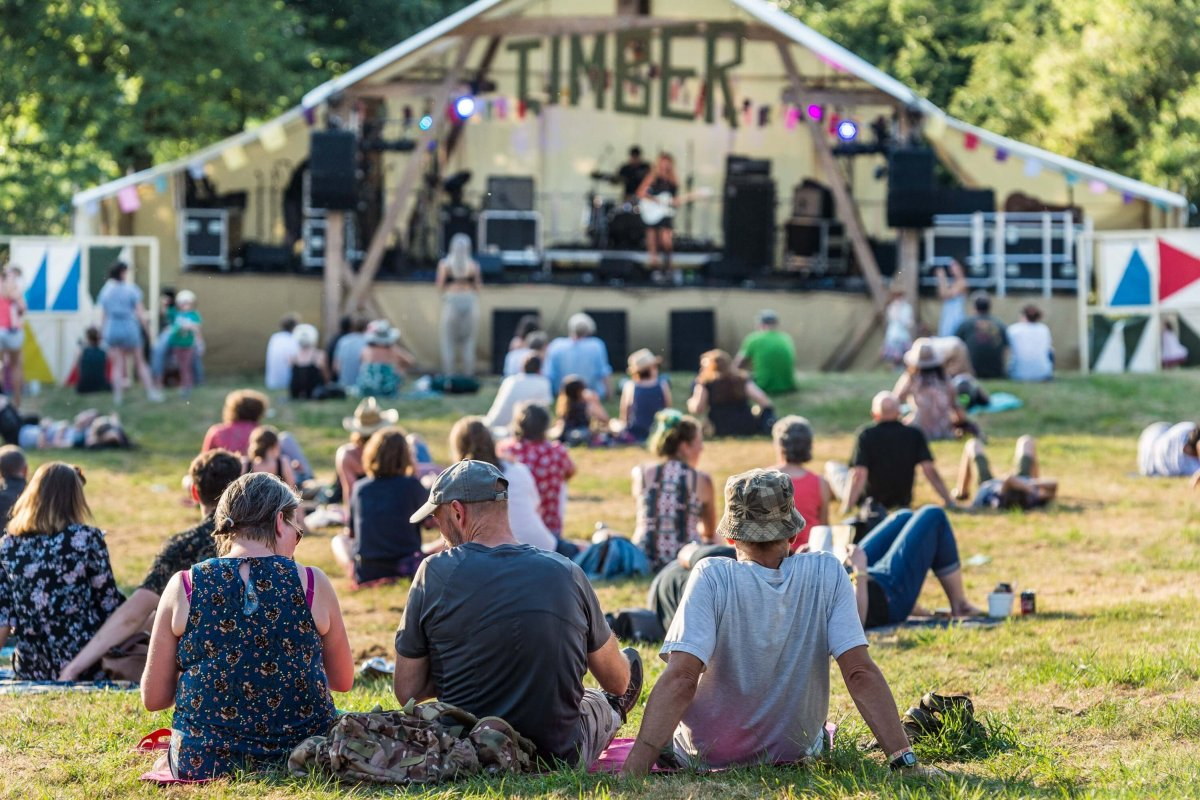 Review: Timber Festival 2018