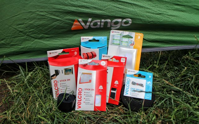 6 Genius Camping Hacks using VELCRO® Brand Fasteners