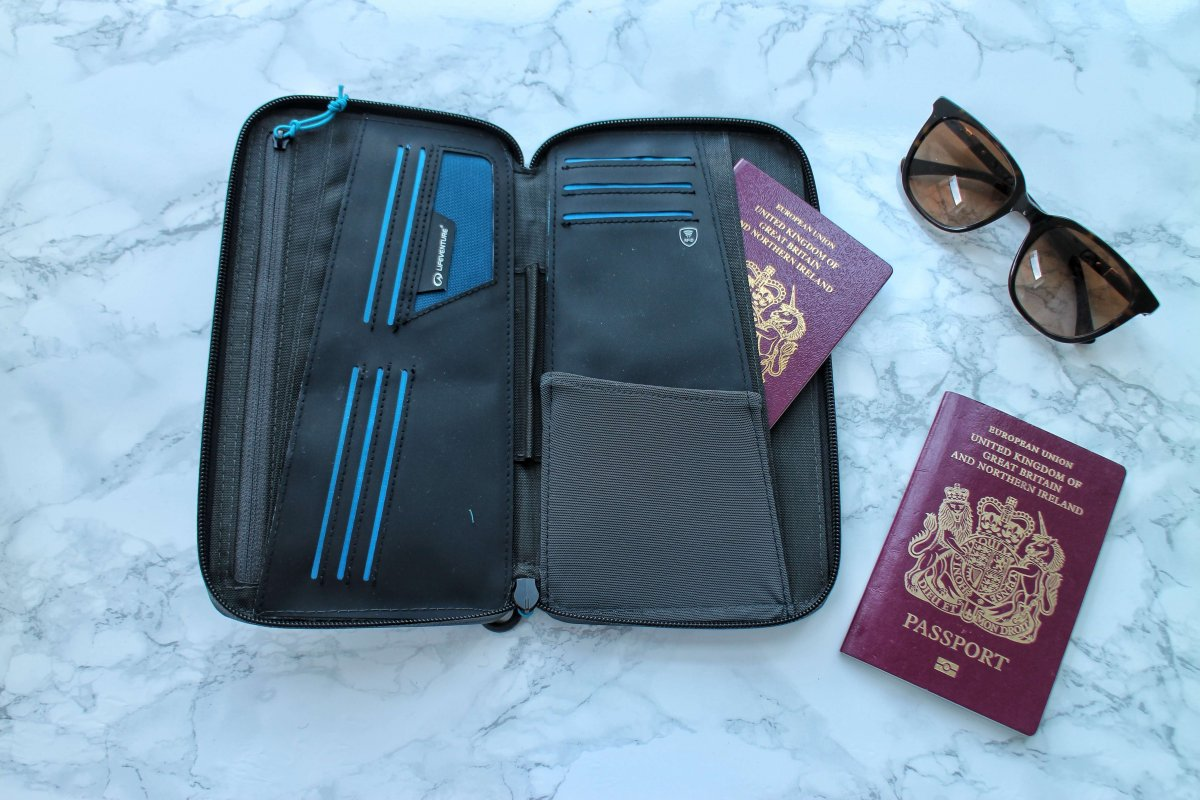 My Top 3 Travel Essentials