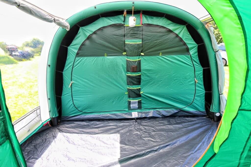 coleman fastpitch air valdes 4 tent review