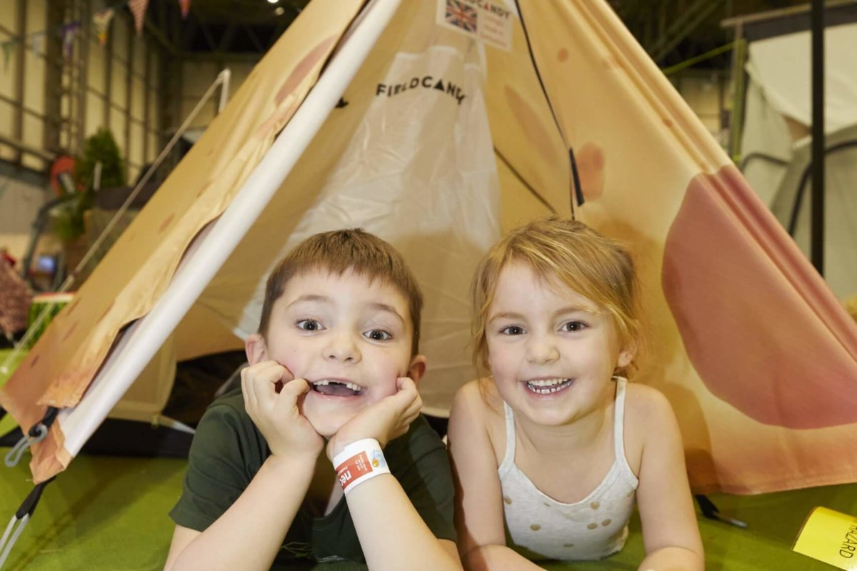 The Caravan, Camping and Motorhome Show returns to Birmingham's NEC