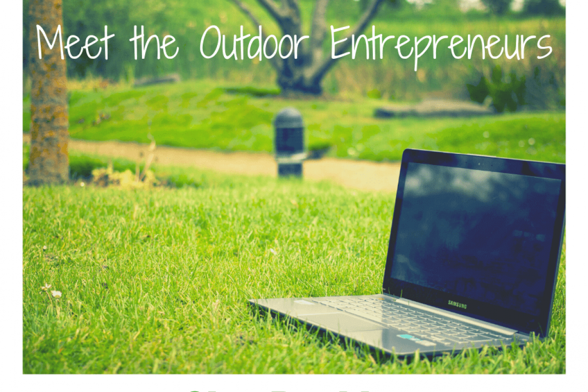 Meet the Outdoor Entrepreneurs: Glen Boulder